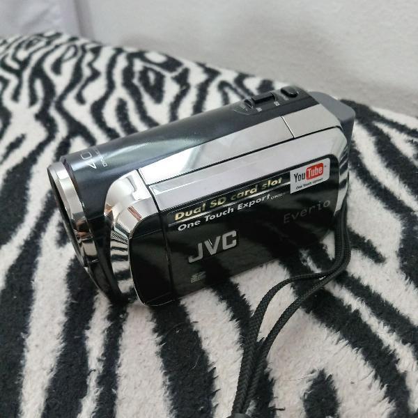 Camera jvc em perfeito estado