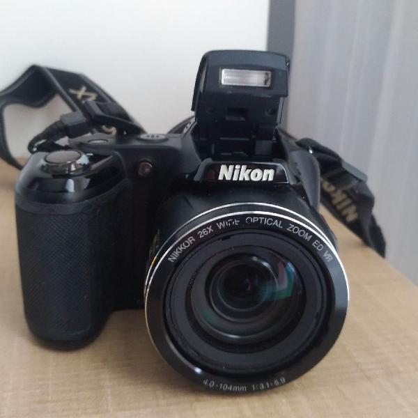 Camera semiprofissional nikon coolpix l810