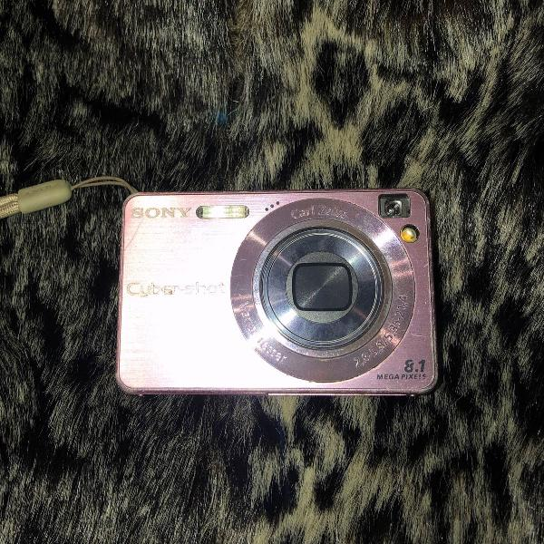 Camera sony ciber shot