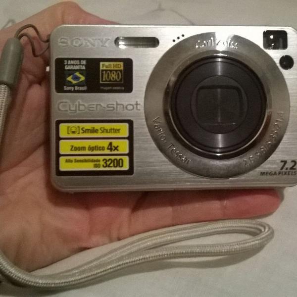 Camera sony dsc w110