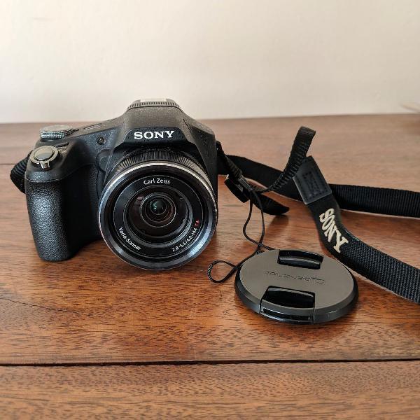 Camera sony semi profissional