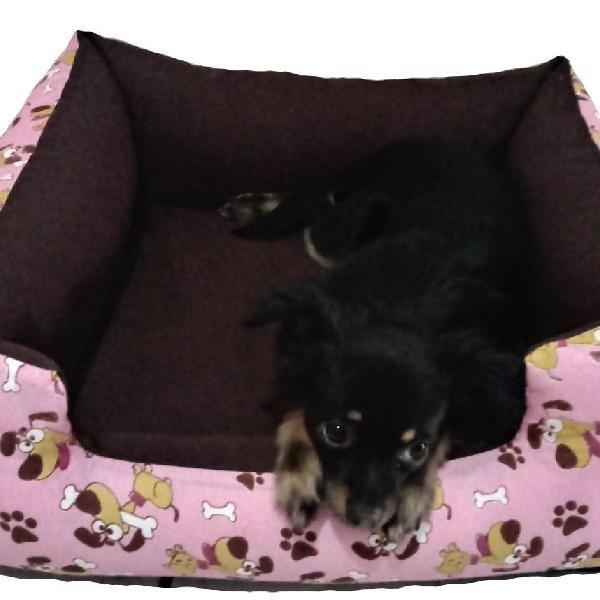 Caminha pet cama pra cachorro pequeno ou gato
