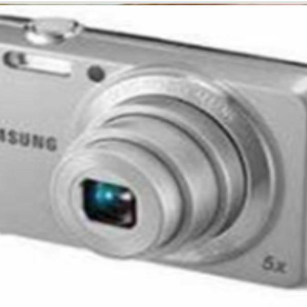 Camêra digital samsung es80 12.2 prata completinha!!!