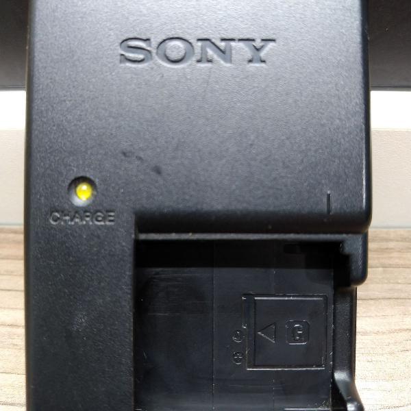 Carregador bateria câmera sony série g np-bg1 bc csg +