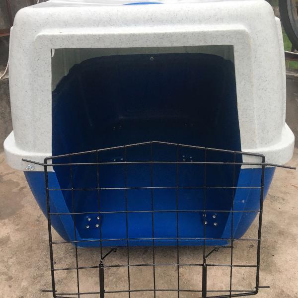 Casa/caixa transportadora de animais n4