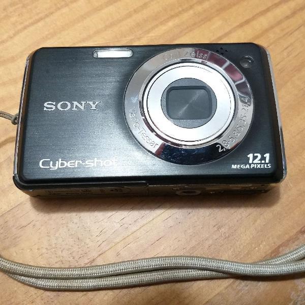 Câmera sony cybershot 12.1 megapixels