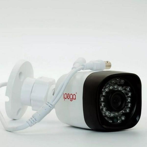 Câmera de vigilância segurança full hd