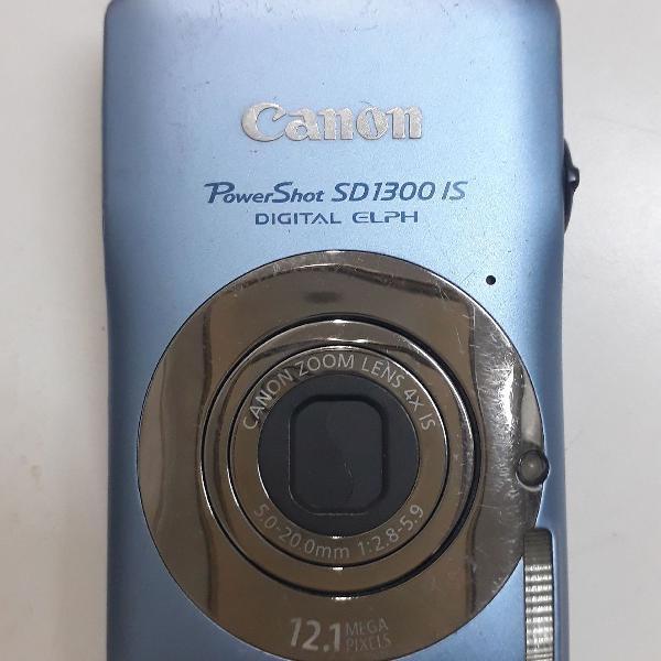 Câmera digital canon 12.1 mega pixels