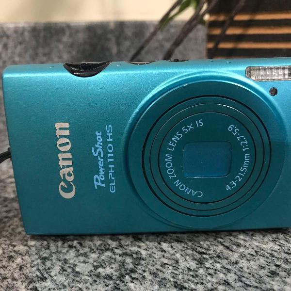 Câmera digital canon 16mp