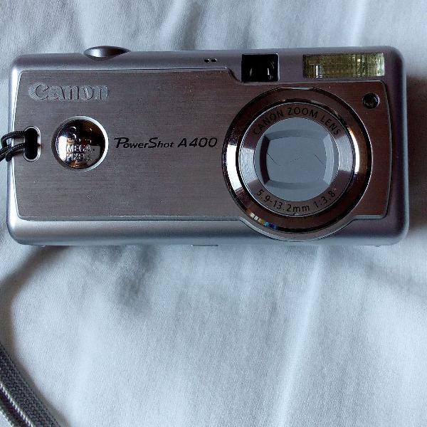 Câmera digital canon power shot a 400