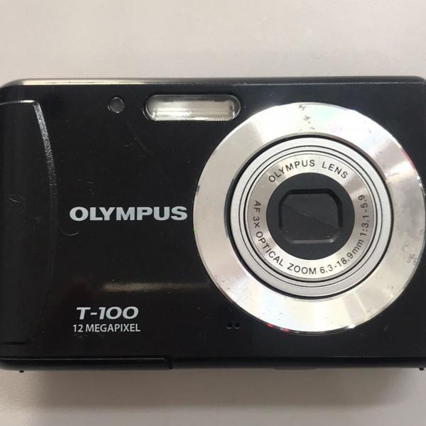 Câmera digital da marca olympus