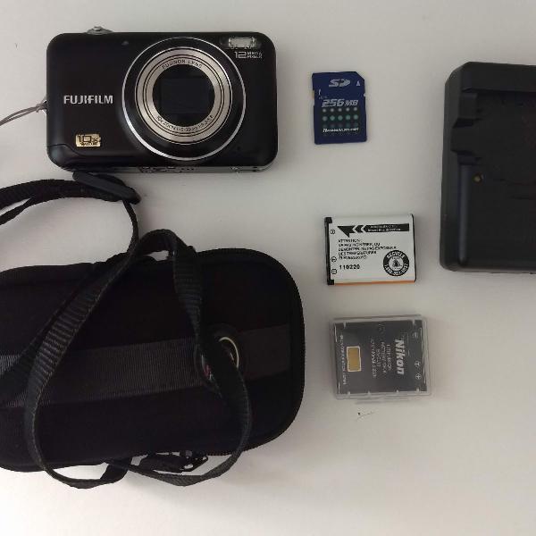 Câmera digital fujifilm finepix 12mp