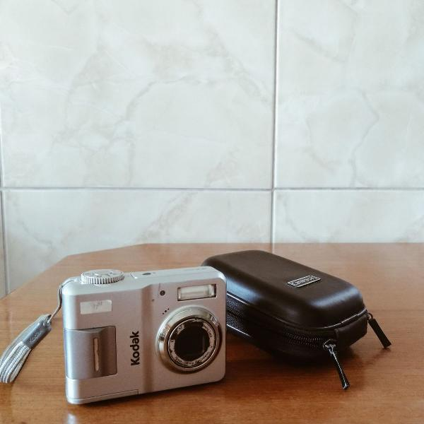 Câmera digital kodak easyshare c433