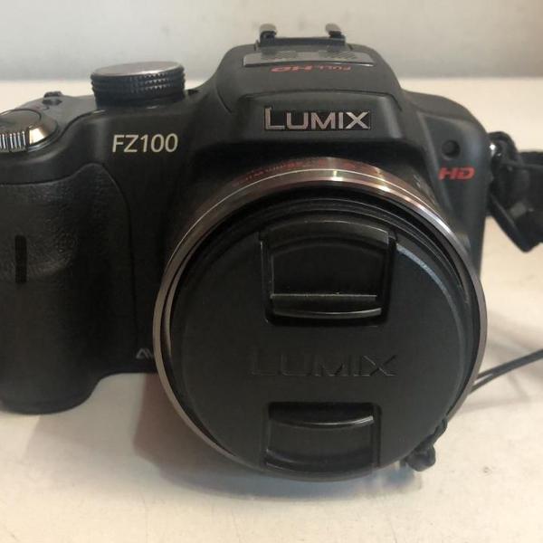 Câmera digital panasonic lumix