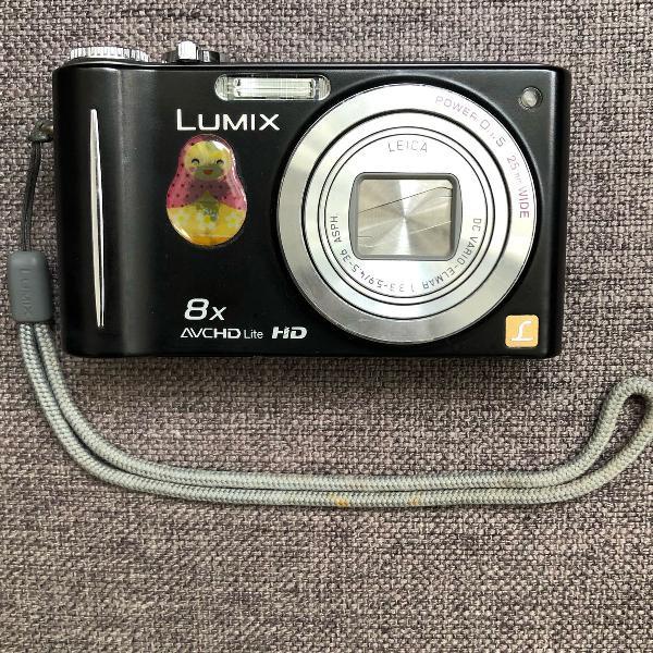 Câmera digital panasonic lumix zr3