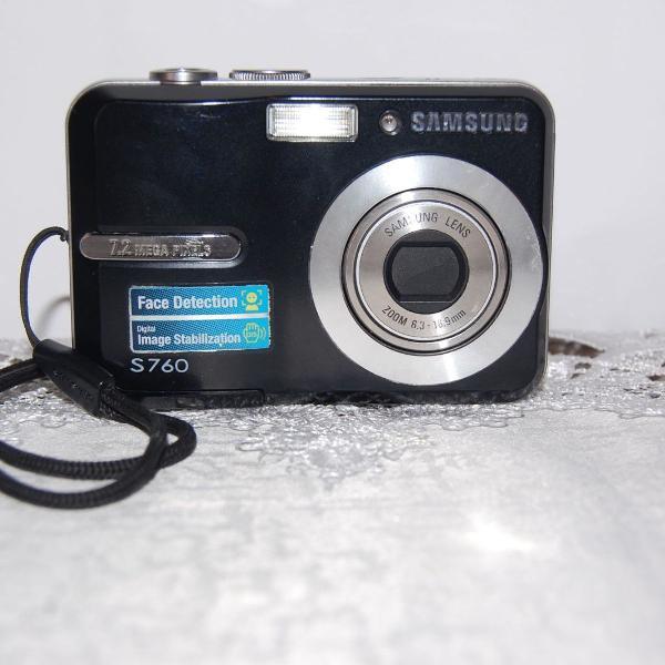 Câmera digital - samsung 5760