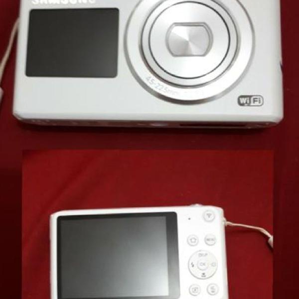 Câmera digital samsung com conexão wifi