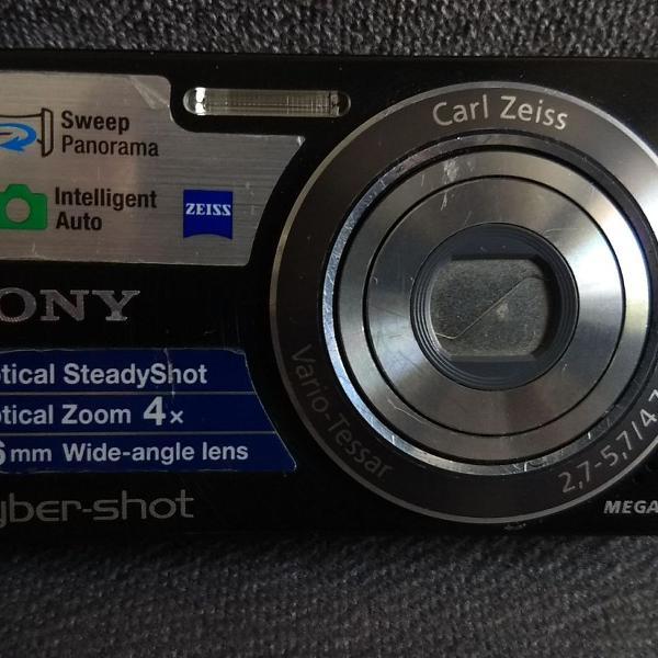 Câmera digital sony dsc-w350