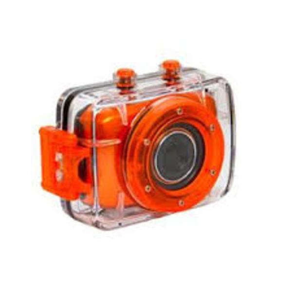 Câmera filmadora vivitar dvr783hd hd