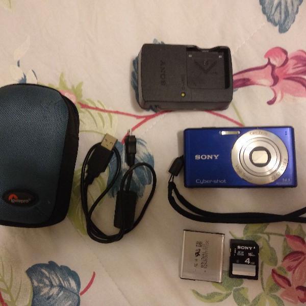 Câmera fotografica digital cyber shot
