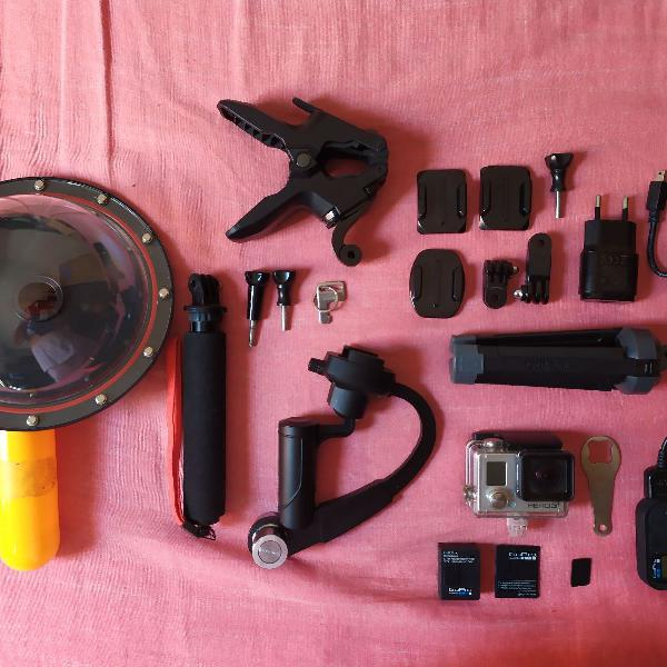 Câmera gopro hero3 black