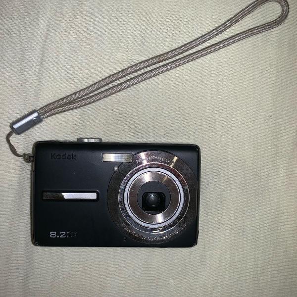 Câmera kodak 2 baterias