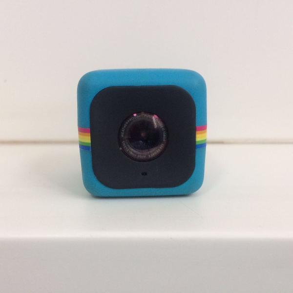Câmera polaroid cube - hd action camera