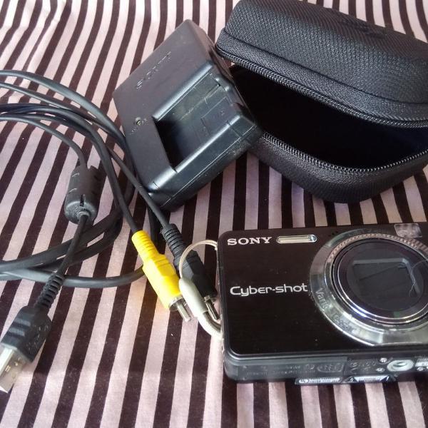 Câmera sony cyber shot 10.1 megapixels