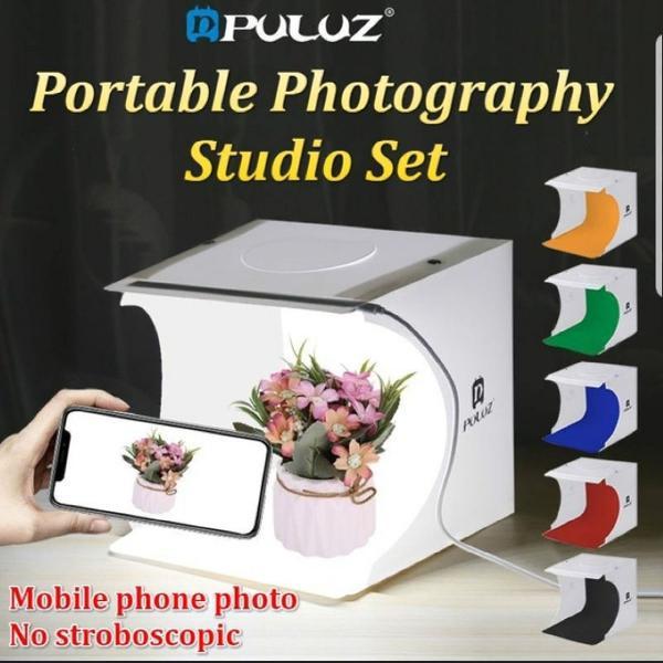 Estúdio fotográfico mini