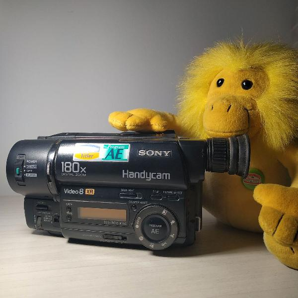 Filmadora sony