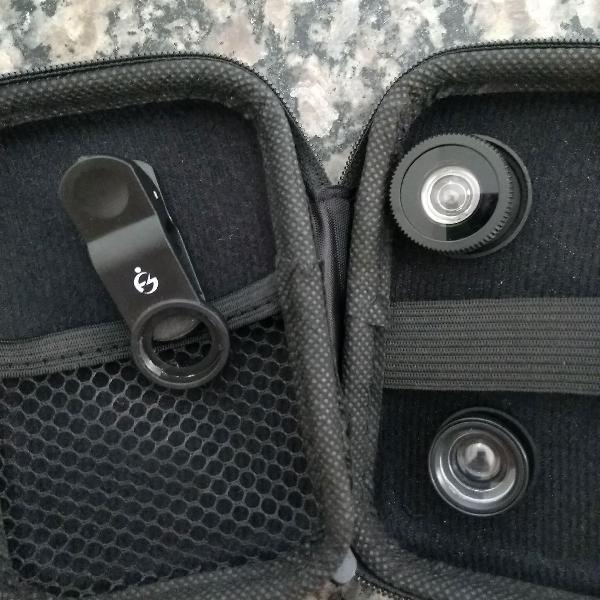 Kit lente celular