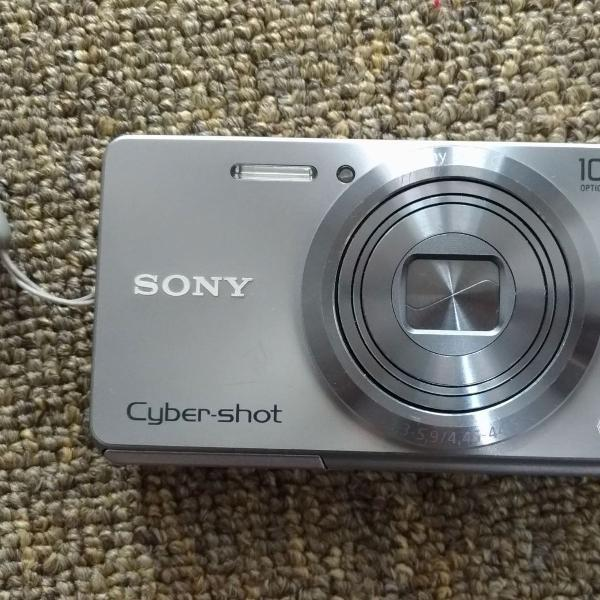 Maquina fotografica sony cyber shot