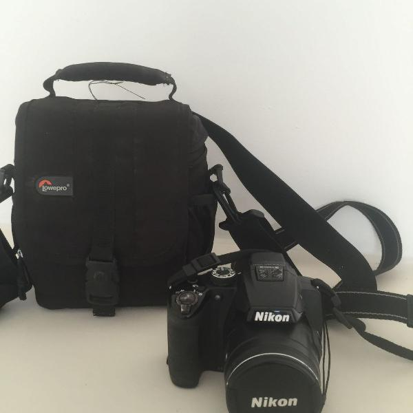 Maquina fotográfica nikon coolpix p500