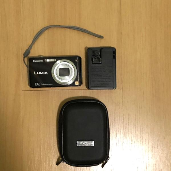 Maquina fotográfica panasonic fh20