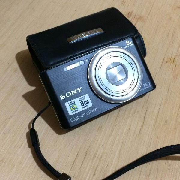 Maquina fotográfica sony