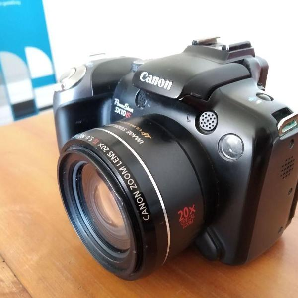 Máquina/ câmera fotográfica canon powershot sx10is