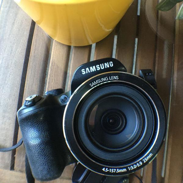 Máquina fotográfica digital samsung
