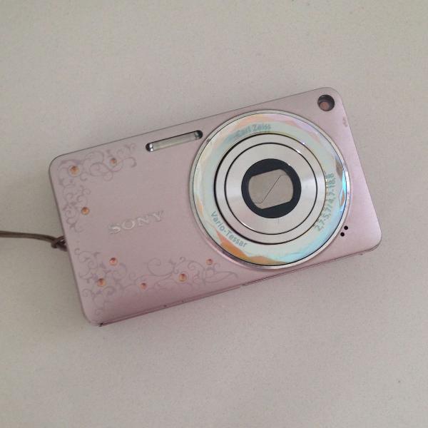 Máquina fotográfica digital sony cyber shot dsc-w350d
