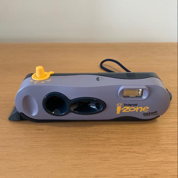 Máquina fotográfica polaroid i-zone instant