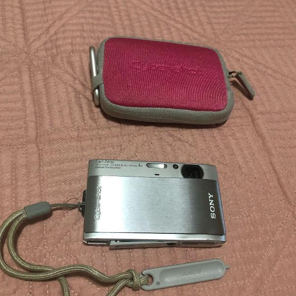 Máquina fotográfica sony cyber shot dsc-tx1