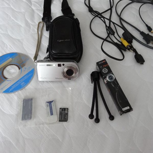 Sony cybershot dscp200