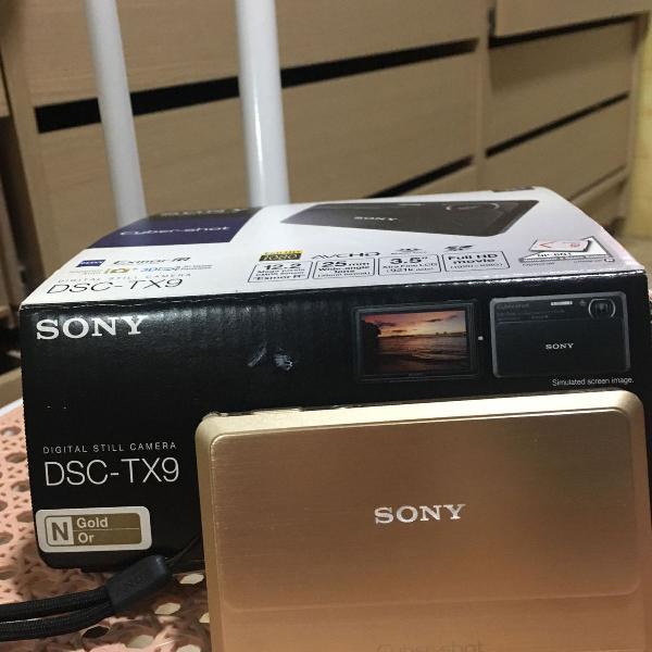 Sony dsc tx9