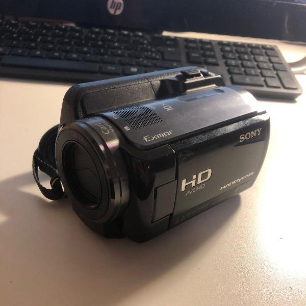 Sony handycam hdr xr100