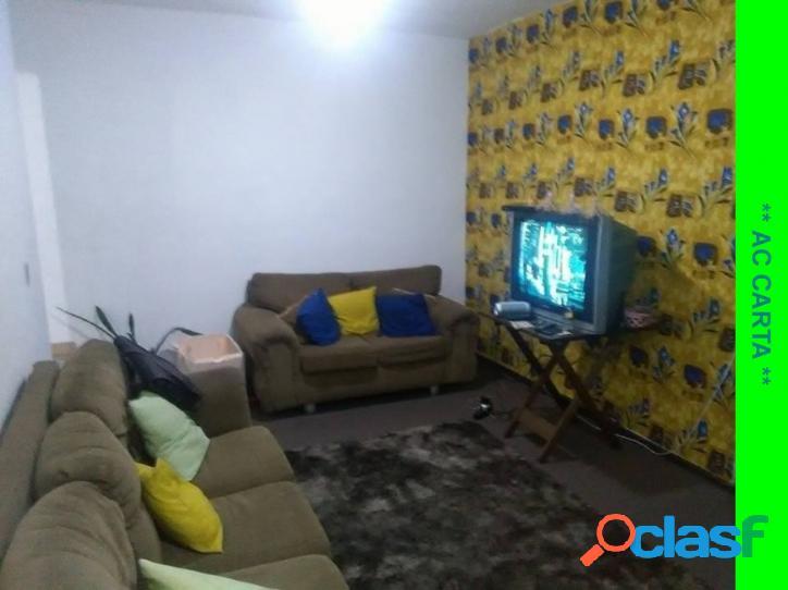 Apartamento 2 quartos c/garagem - abolição