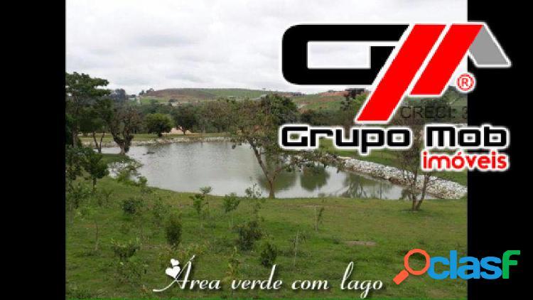 Terreno no condomínio Quinta das Palmeiras 2