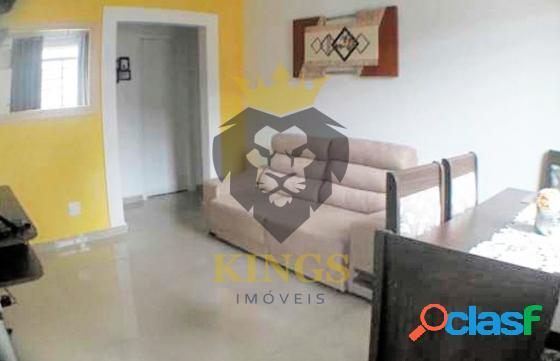 Apartamento para venda com 75 metros quadrados e 2 quartos em Vila Belmiro - Santos - SP.