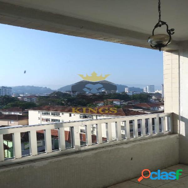 Apartamento, 2 dorms + dependência completa, 154 m² - campo grande