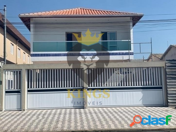 Casas novas 2 dorms em condomínio - tude bastos - utilize seu fgts