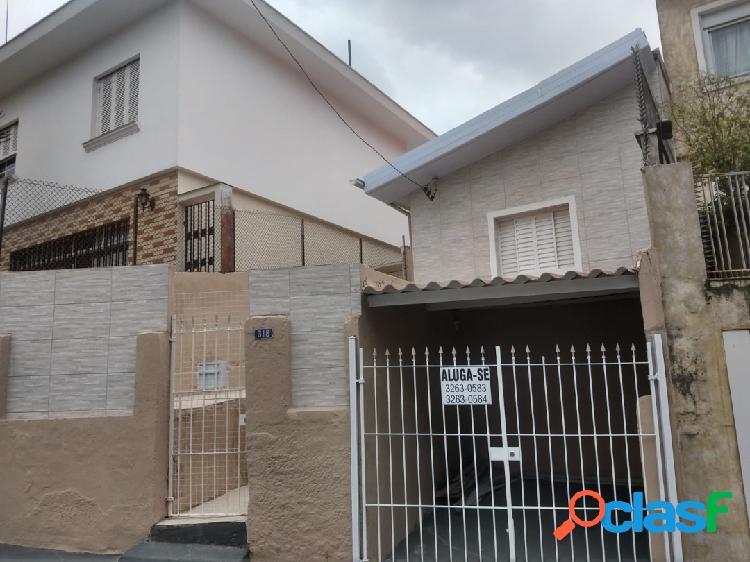 Casa com 03 quartos para alugar, 70 m² planalto paulista