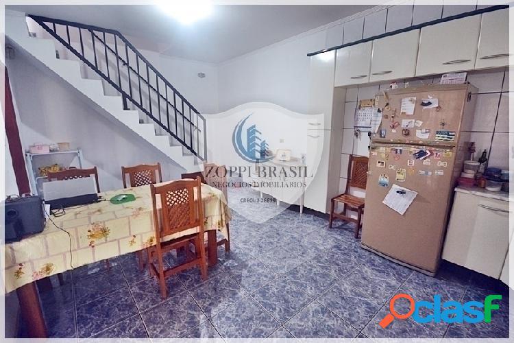 CA590 - Casa à Venda em Americana SP, Parque Residencial Jaguari, Sobrado c